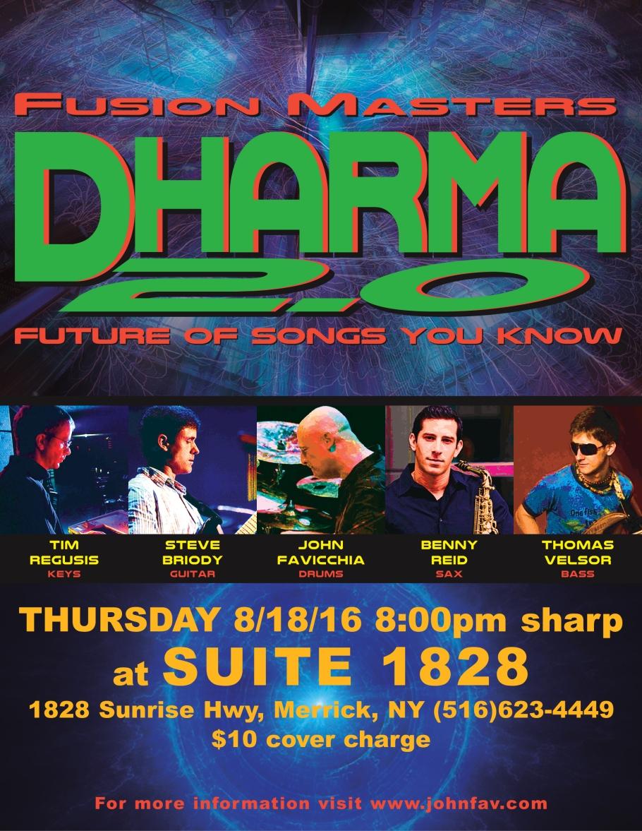 Dharma2.0 Poster 081816